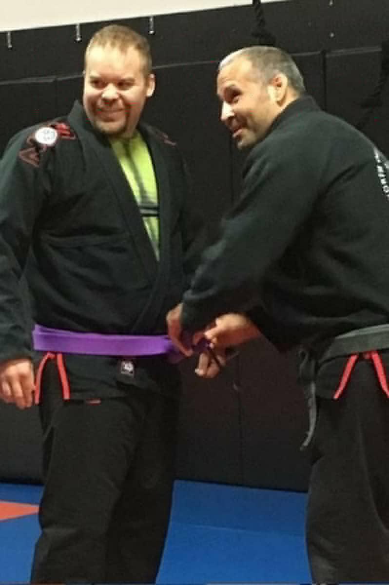 NOS Brazilian Jiu Jitsu Vernon BC - Ben Kopp - Instructors