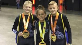 NOS Brazilian Jiu Jitsu Vernon BC Kids No Gi - 1