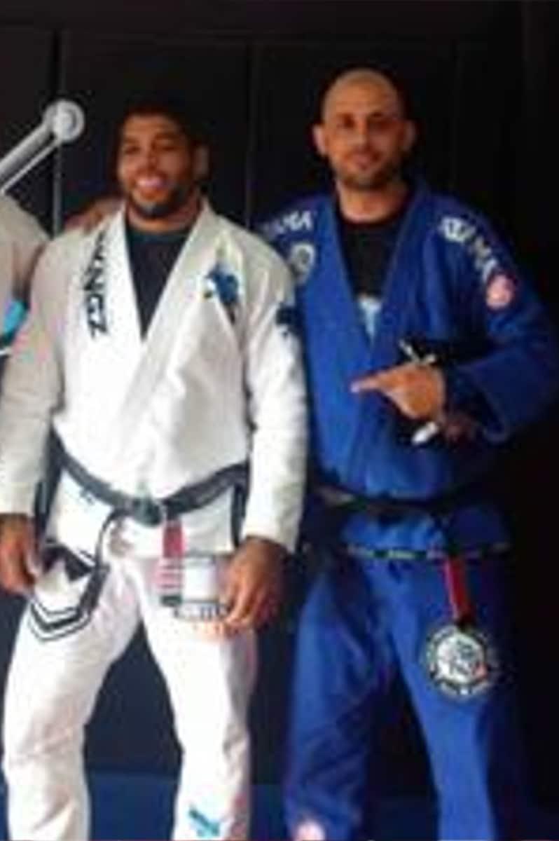Ryan Smid of NOS Brazilian Jiu Jitsu in Vernon BC